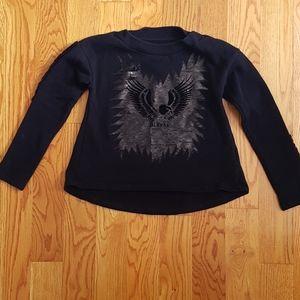 Diesel sweatshirt with sequins